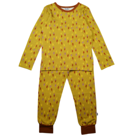 Ba*Ba Kidswear - Pyjama Long Funny Squares
