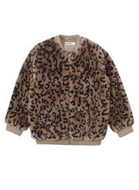Ammehoela - Nina Taupe Black Leopard 01