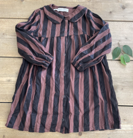 Sproet & Sprout- Painted Stripes Dress 110/116