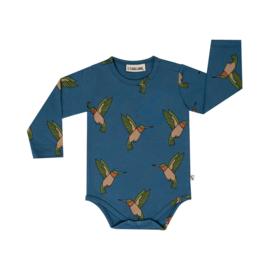 Carlijn Q - Bodysuit Longsleeve Hummingbird