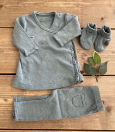 Baby's Only - Grey Blue Organic Set 56