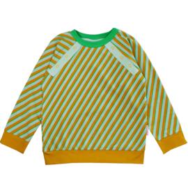 Baba Kidswear - Sweater Diagonal Blue