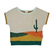 Baba Kidswear - Anna Shirt Cactus
