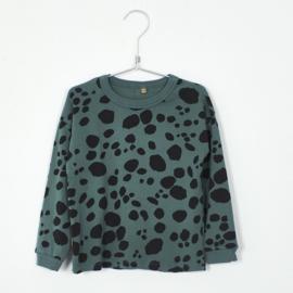 Lötiekids - Longsleeve Dots Green
