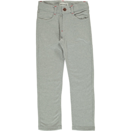 Maxomorra - Softpants Sweat Light Grey Melange