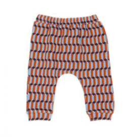 Lily Balou - Tommy Trousers Blocks Blue 68