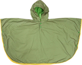 Ducksday - Funky Green Regen Poncho 92/98