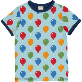 Maxomorra - Top Short Sleeves Balloon