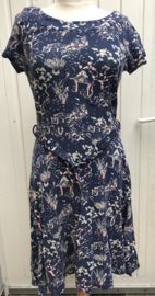 King Louie - Chinese Skater Dress L