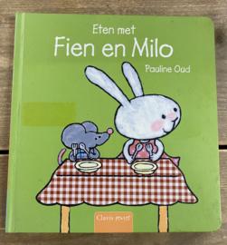 Pauline Oud - Eten met Fien en Milo