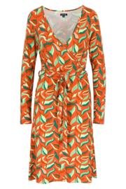 Lily Balou Women - Etta Wrap Dress Jungle
