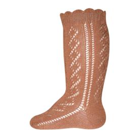 Ewers - Kniekousen Crochet Lace Brick