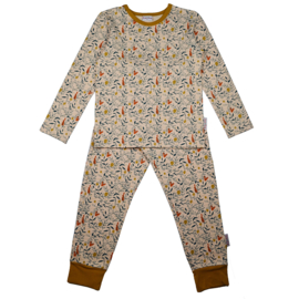 Baba - Pyjama Rabbit And Squirrel