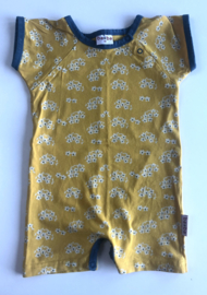 Baba - Yellow Flowers  Summersuit 74