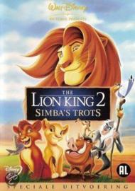 Disney - DVD De Leeuwenkoning  2 Simba's Trots