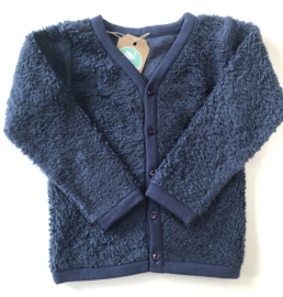 Sample by Lily Balou - Dark Blue Cardigan 98/104
