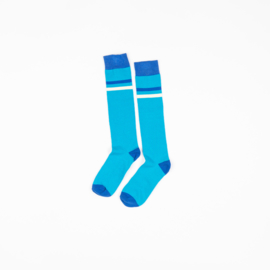 Alba of Denmark - Annie Knee Socks Methyl Blue