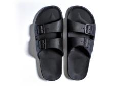Freedom Moses - Black Slipper
