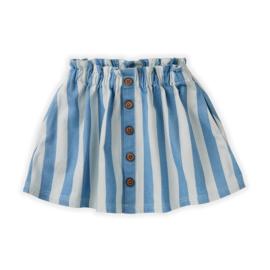 Sproet&Sprout - Skirt Denim Stripe