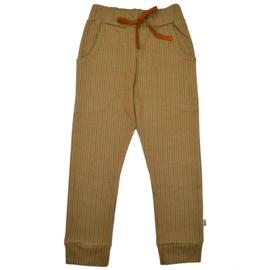 Baba - Girls Pants Jacquard Thin Stripes
