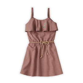 Sproet&Sprout - Dress Ruffle Mini Check