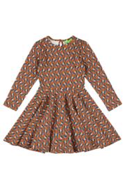 Lily Balou - Trissia Circle Dress Pigeon Party