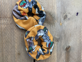 Selfmade - Scrunchies Duck Pond Mustard