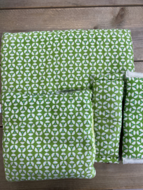 Trixie - Geo Green Tripp Trapp Set