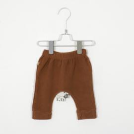 Lötiekids - Baby Pants Solid Cinnamon