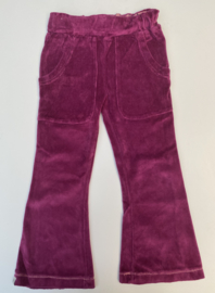 Alba - Katrine Trumpet Pants Boysenberry 104