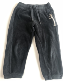 Kik Kid - Black Terry Broek 92/98