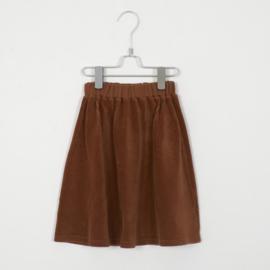 Lötiekids - Corduroy Skirt Solid Cinnamon