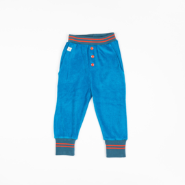 Alba of Denmark - Hai Button Pants Methyl Blue