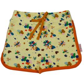 Baba Kidswear - Short Flower Field