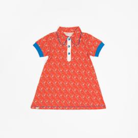 Alba Of Denmark - Julie Dress Orange.com Liberty Love