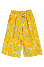 Lily Balou - Lana Wide Trousers Cherry Blossom