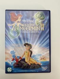 Disney - DVD De Kleine Zeemeermin 2: Terug in de Zee