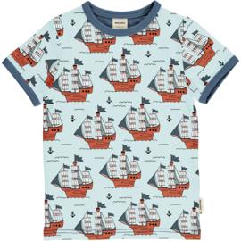 Meyadey - Top Short Sleeves Pirate Adventures