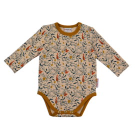 Baba - Body Longsleeves Rabbit and Squirrel