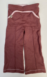 Alba - Box Pants Wild Ginger 86