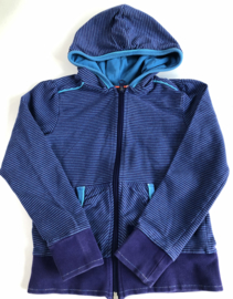 Fred&Ginger - Blue Bling Hoodie 110