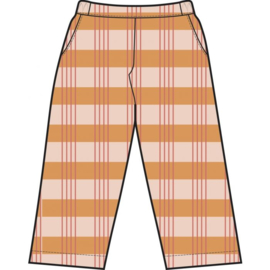 Lily Balou - Leonie Wide Trousers Sunset