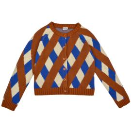 Ba*Ba Kidswear - Claire Cardigan Cross Knitwear