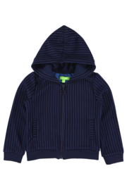 Lily Balou - Tristan Hoodie Patriot Blue/Turkish Sea