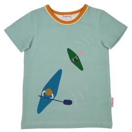Baba Kidswear - T-Shirt Boys Kayak Ether