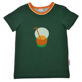 Baba Kidswear - T-Shirt Boys Lemonade Evergreen