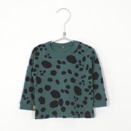 Lötiekids - Baby Longsleeve Dots Green
