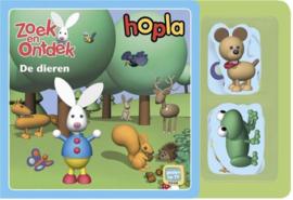 Hopla - Zoek en Ontdek de Dieren