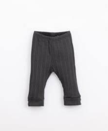 Play Up - Leggings with Buttons on the Hem Frame