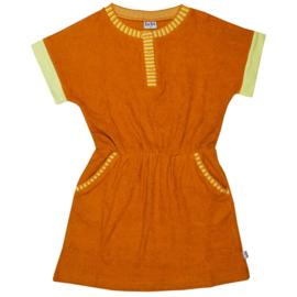 Baba Kidswear - Ymke Dress Hawaian Sunset Terry